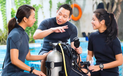 How Emergency Oxygen Can Help SCUBA Injuries
